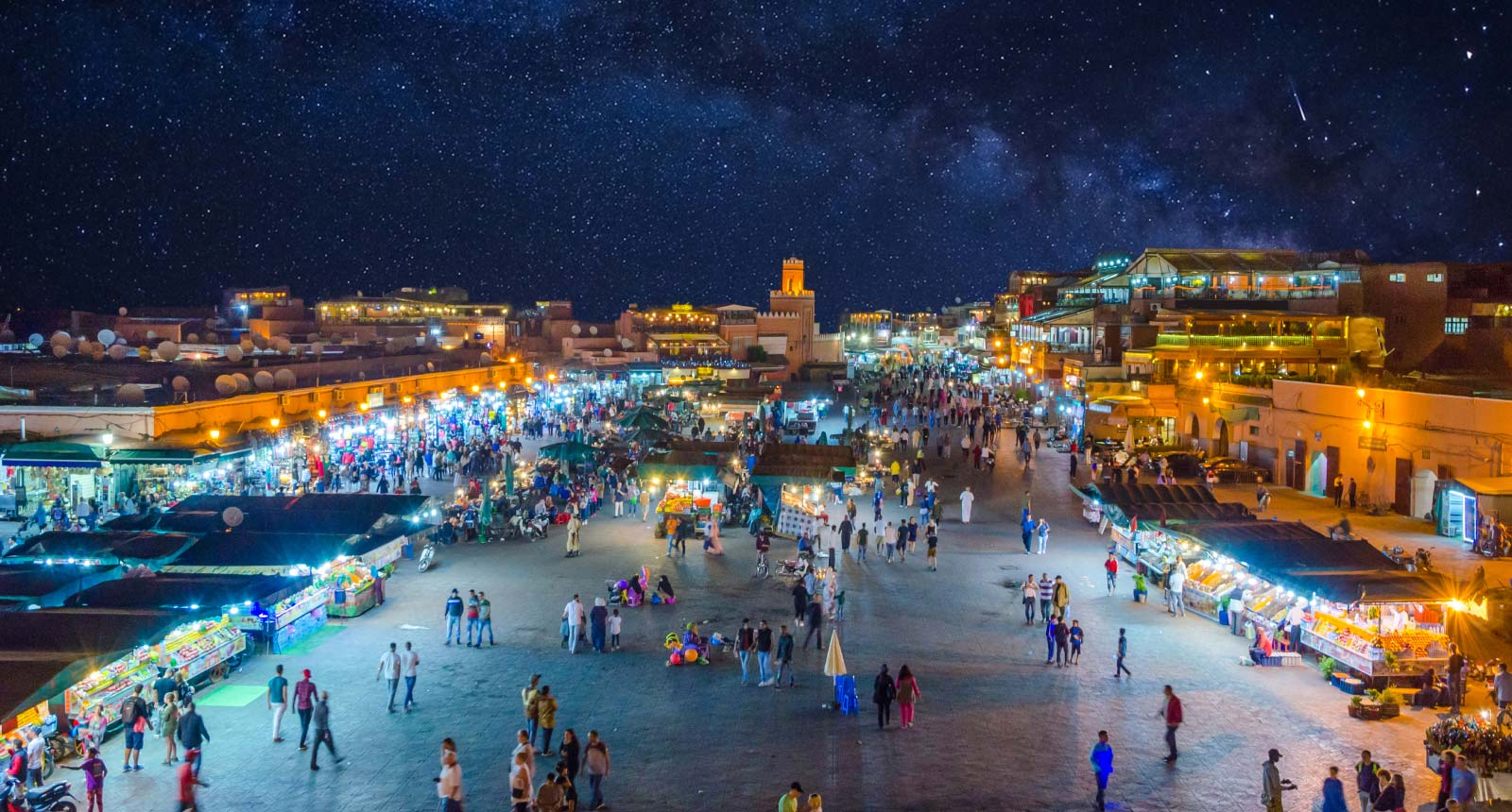 Amazing Marrakesh Party