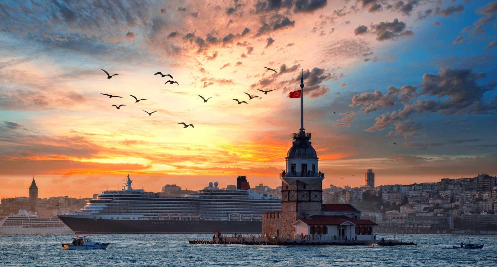 ISTANBUL-CAPPADOCIA-ANTALYA