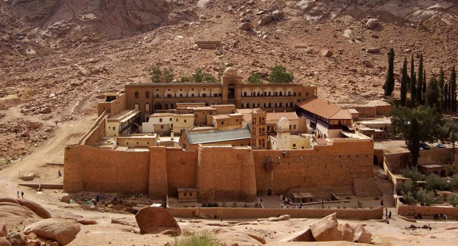 Cairo, Saint Catherine & Dahab