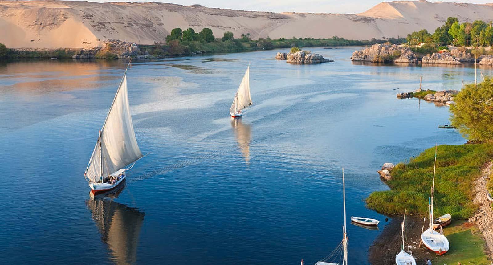 "Cairo & Nile Cruise ""Ex. Aswan"""