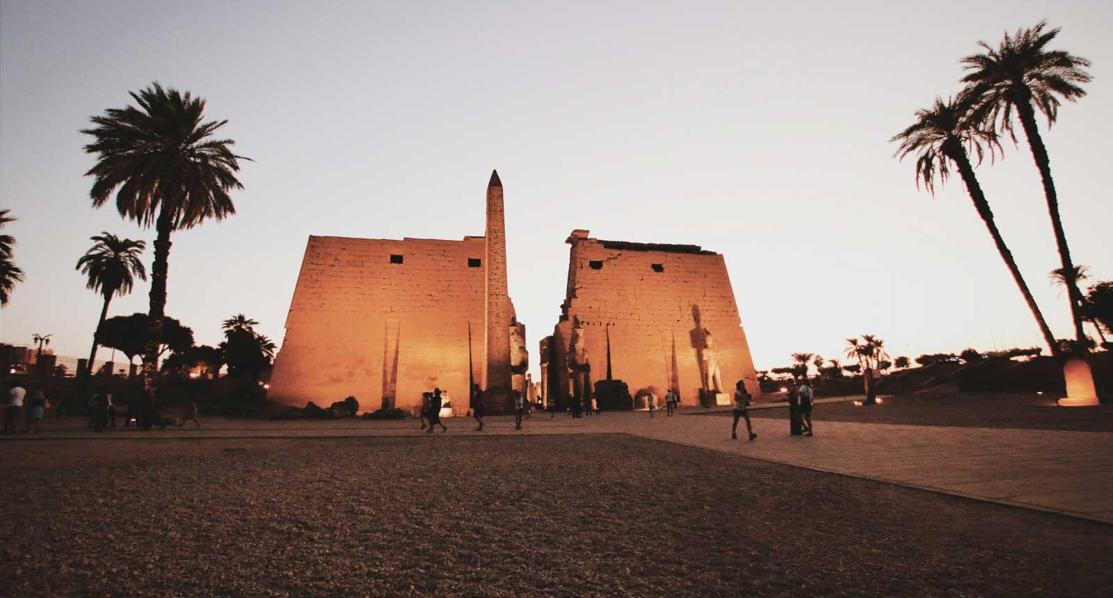"""Cairo & Nile Cruise """"Ex. Luxor"""""""