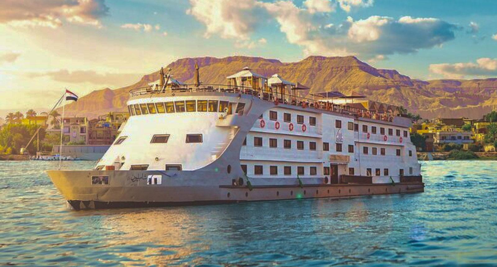 Cairo, Nile Cruise & Hurghada