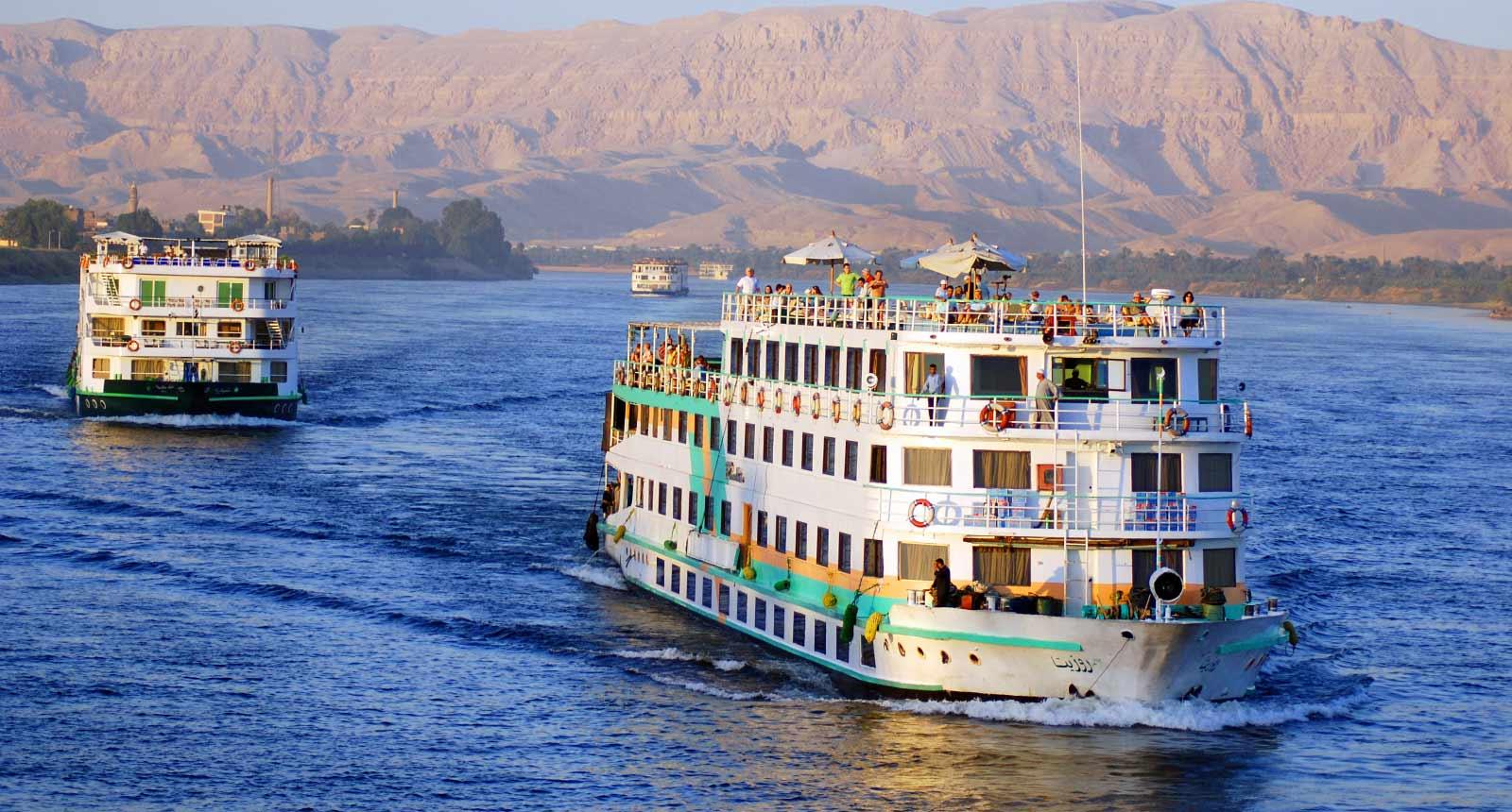 Cairo, Nile Cruise & Sharm El Sheikh