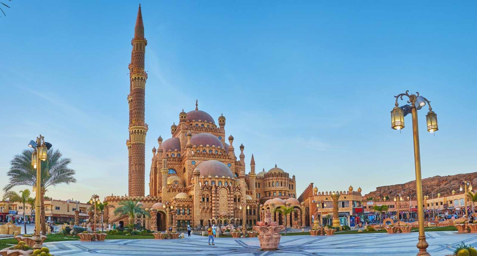Cairo & Sharm El Sheikh