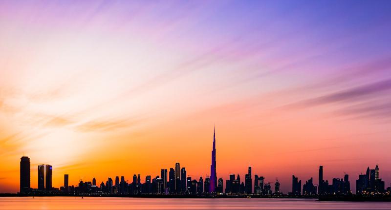 Dubai Expo 7 Nights 8 Days Package